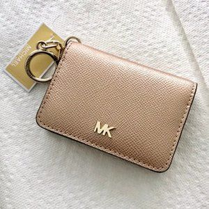 MICHAEL Michael Kors Key Ring Card Holder